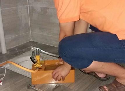 酉阳水管压力测试